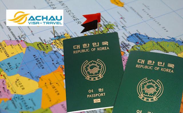 Làm thế nào để rút ngắn thời gian xin visa thăm thân Hàn Quốc?4