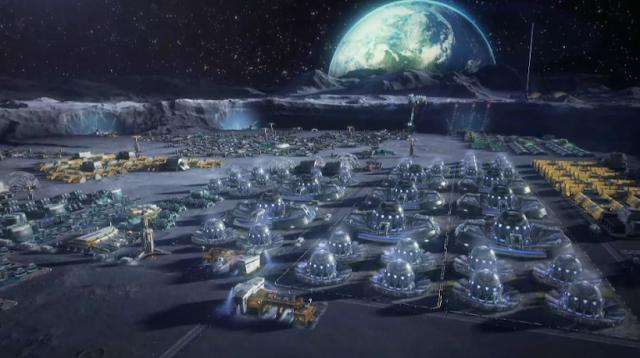 Anno2205 Earth Ubisoft E3 conference Anno 2205 2015