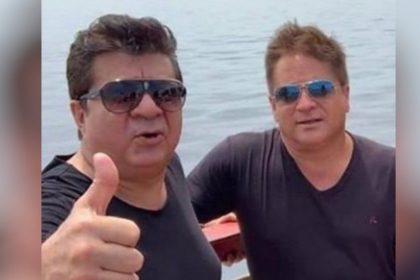 Tragédia em Goiás   assessor de Leonardo morre após ser atingido por tiro na fazenda do cantor em Jussara Um assessor do cantor Leonardo morreu atingido por um disparo de arma de fogo