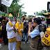 Kunjungan Kerja Kapolda Kalsel dan Forkopimda di Kampung Tangguh Banua Kotabaru