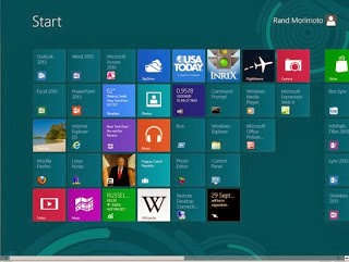 tutorial windows 8 professional