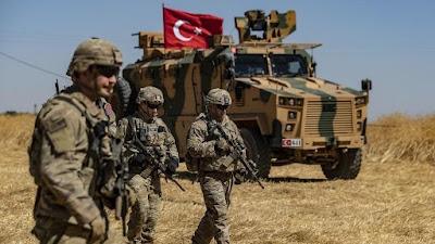 الجيش التركي يشرع بعملية برية داخل إقليم كردستان