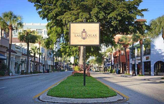 Fazer compras em Fort Lauderdale