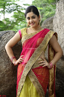 Actress Ronika in Red Saree ~  Exclusive celebrities galleries 032.JPG