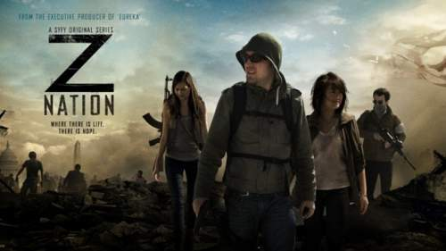 Film Zombie Z Nation