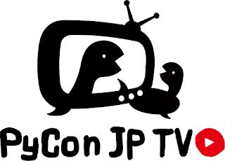 PyCon JP TV logo