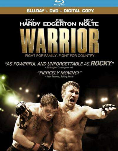 Warrior 720p HD Español Latino Dual BRRip Descargar 2011