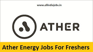 Ather Energy Jobs