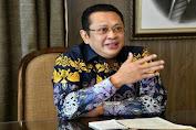 Ketua MPR: Duka Cita Mendalam Atas Jatuhnya Sriwijaya Air SJ 182