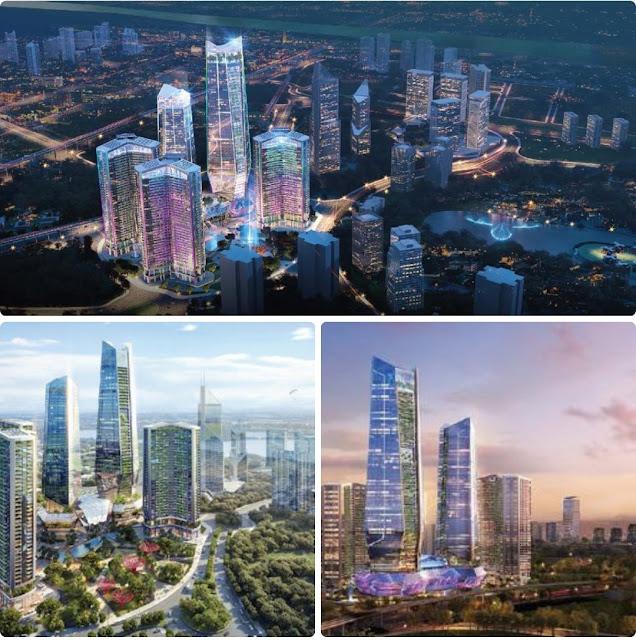 Dự án Sunshine Ks Finance Hà Nội-Đà Nẵng-Sài Gòn Heritage Tower căn hộ siêu sang
