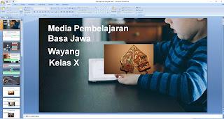 Media Pembelajaran Wayang Bima Bungkus Part 1