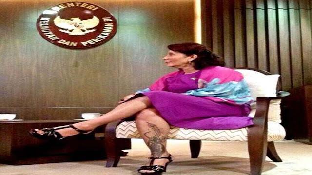 Pasha Ditegur Mendagri gegara Rambut Pirang, Mustofa: Apa Dulu Bu Susi Ditegur karena Punya Tato?