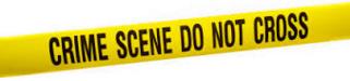 forpoliceman-Crime Scene Preservation Tap