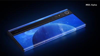 مواصفات وسعر الهاتف مي ميكس ألفا الذي أعلنت عنه شركة شياومي والذي يأتي بكاميرا عالية الجودة بدقة 108 ميجا بيكسل وبشاشة كبيرة.