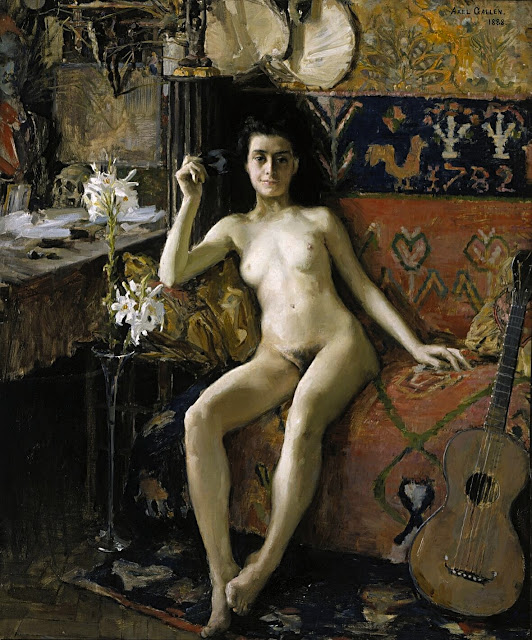 KALLELA - Smascherata - sex art - nudo femminile
