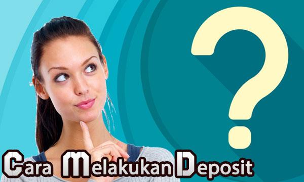 Cara Melakukan Deposit di LVOBet