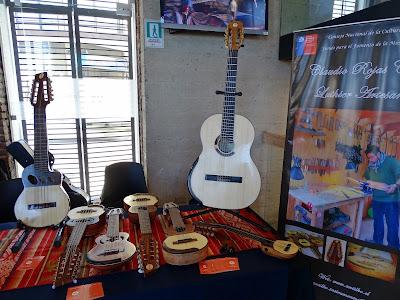 guitarras y charangos antilko