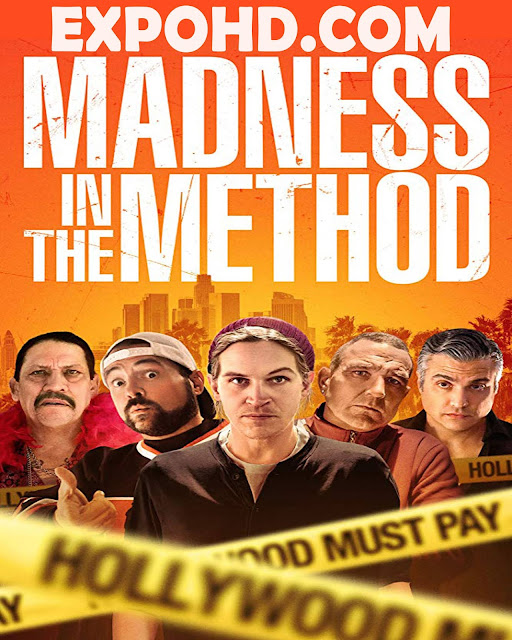 Madness In The Method 2019 Movie Download 720p | HDRip x 261 ACC 1.2Gb [Watch]