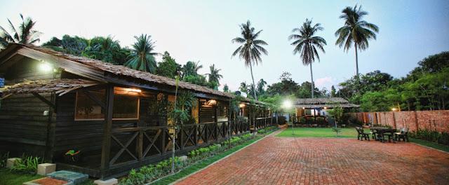 Hotel menarik percutian keluarga di Melaka