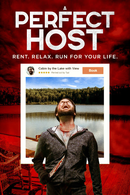 a perfect host poster