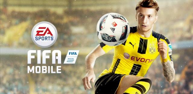 FIFA Mobile Football v2.2.0 APK