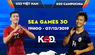 Soi Kèo U22 Việt Nam vs U22 Campuchia