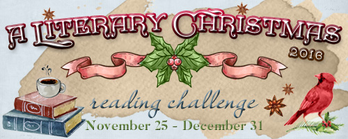 A Literary Christmas: 2016 Reading Challenge // inthebookcase.blogspot.com