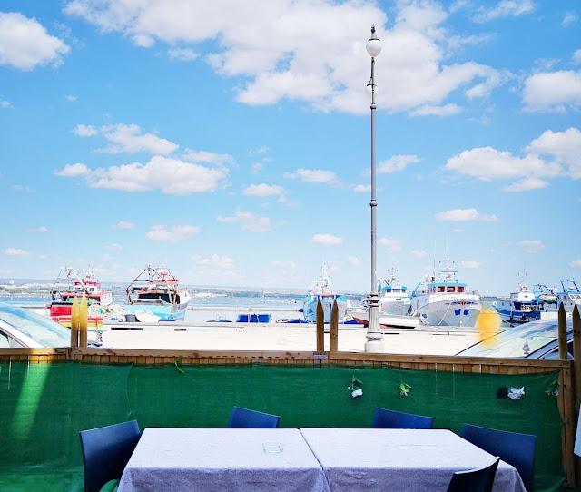 Vista sul mar Piccolo da via Garibaldi