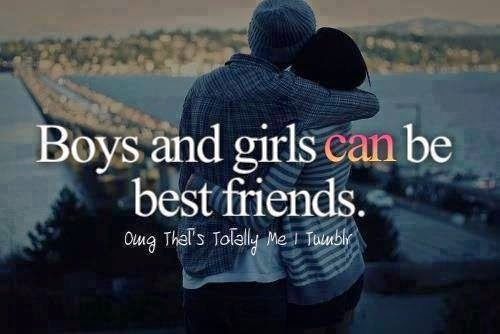 Menz Digest: Can A Boy And A Girl Remain As Best Friends