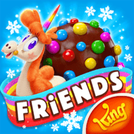 Candy Crush Friends Saga Apk İndir - Can ve Hamle Hileli Mod v1.50.2