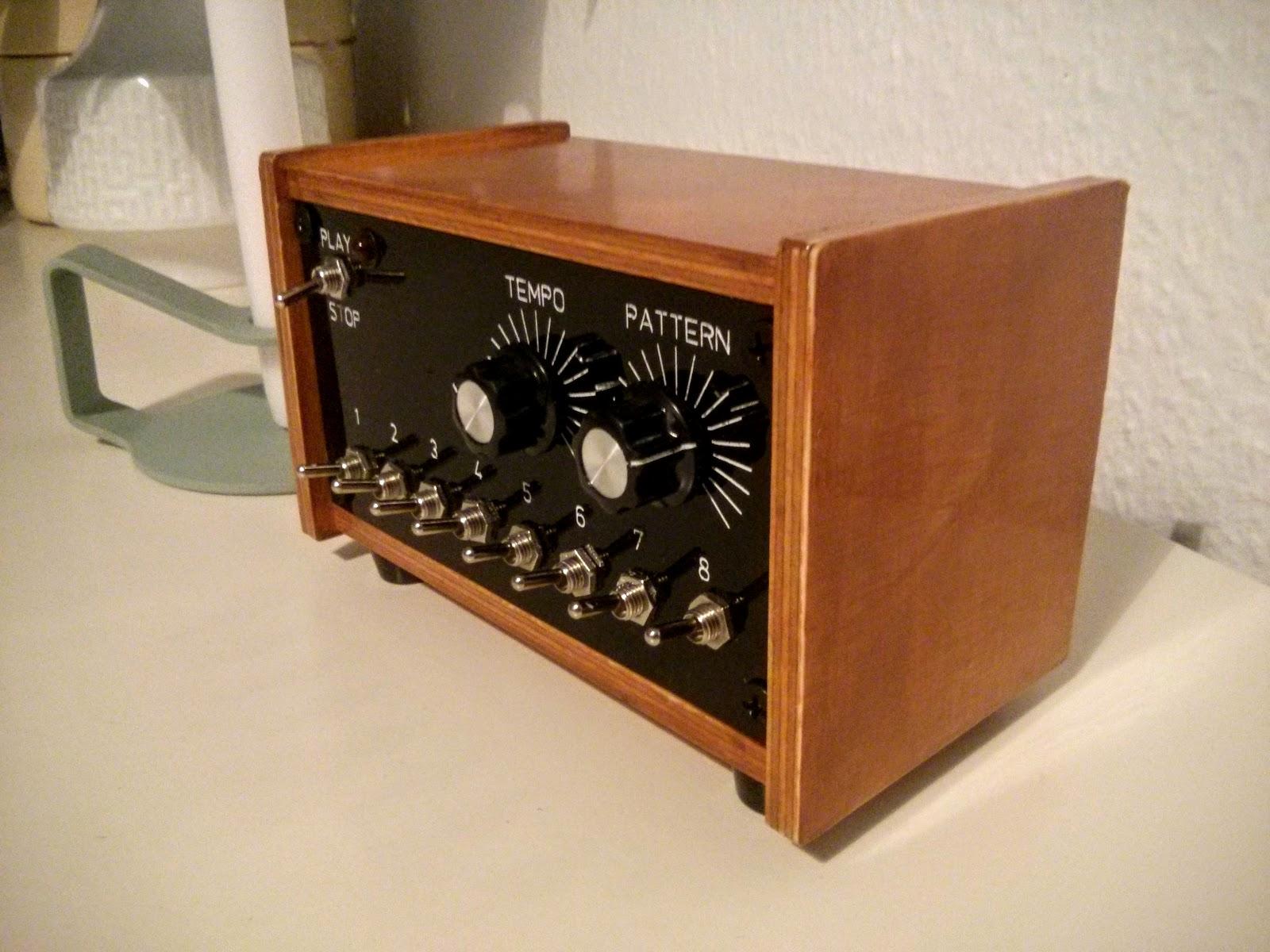 Blog Hoskins: Korg Mini-Pops DIY Drum Machine