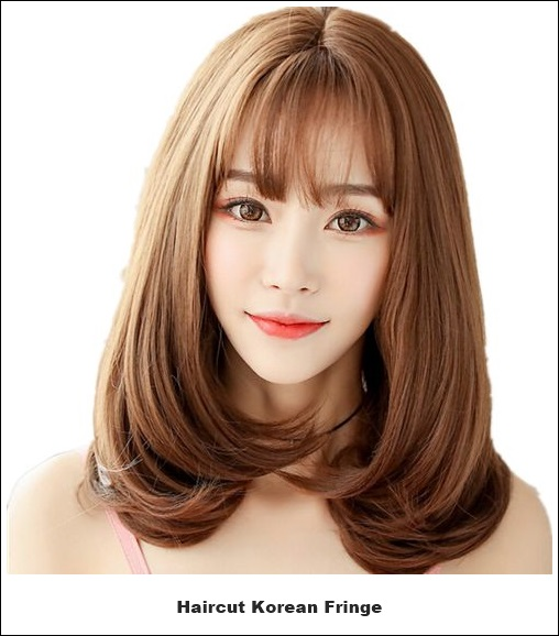 Model rambut wanita pendek kpop trend