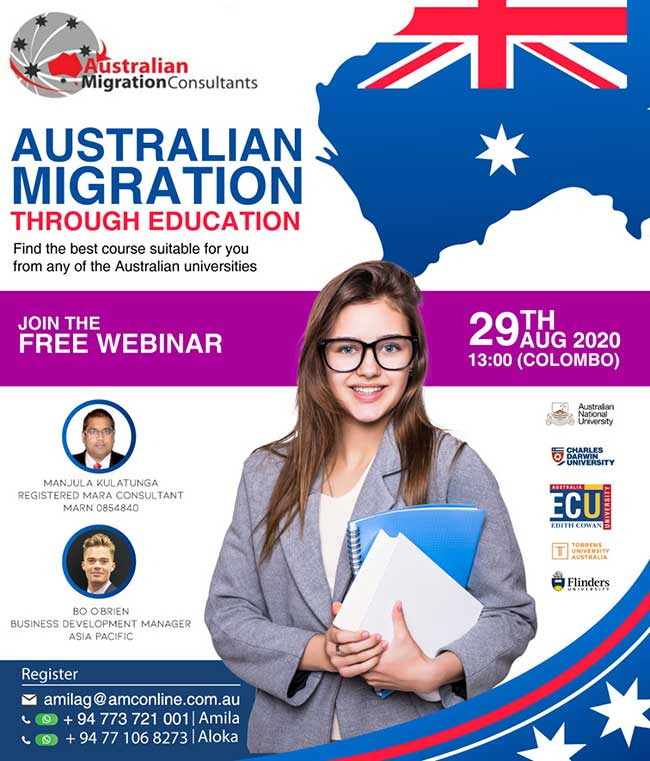 Australian Migration Consultants - Australian Student Education and Migration.