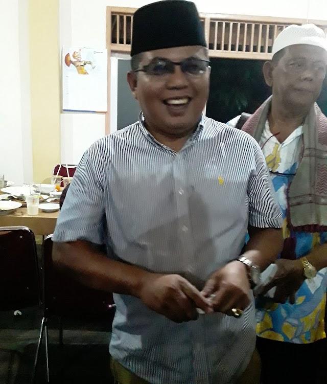 Jalin Silaturahmi Dengan Wartawan Ketua DPRD Anton Yondra Adakan Buka Puasa Bersama.