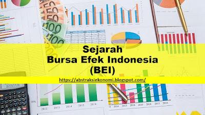 Sejarah Bursa Efek Indonesia (BEI)