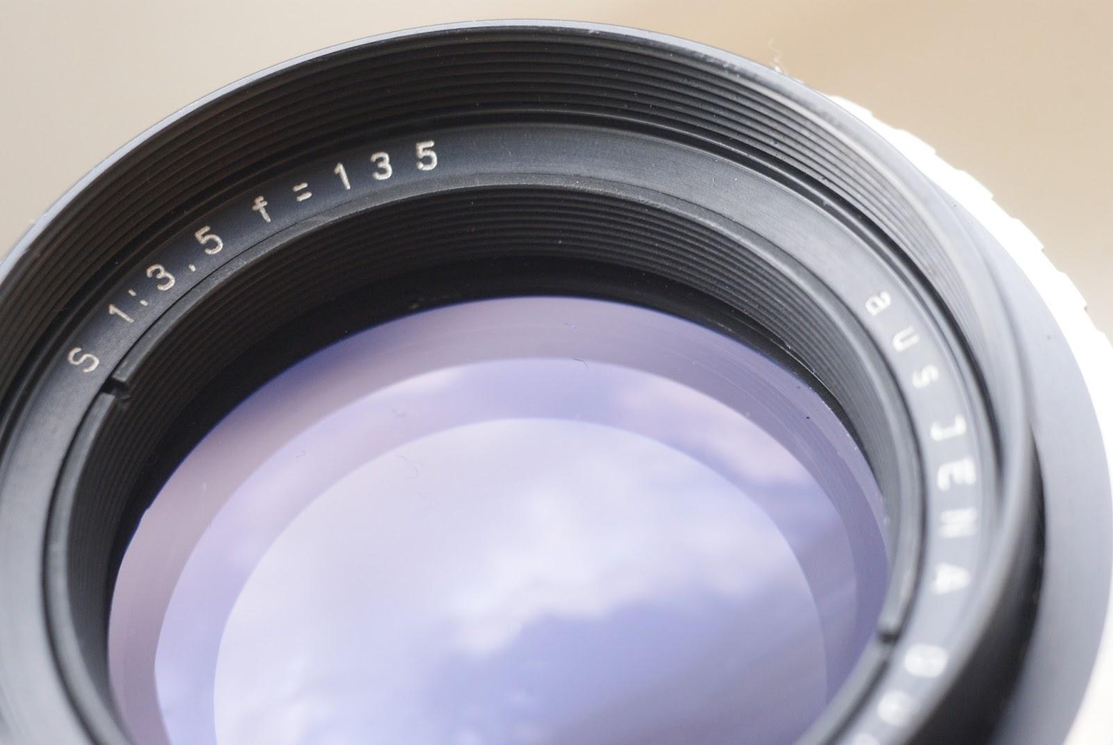 M42 lens - Carl Zeiss Jena, Meyer-Optik Görlitz, Jupiter
