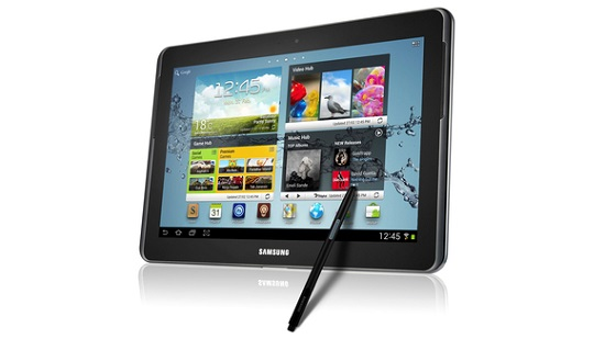 top 10 tablets 2013 samsung galaxy note 10.1