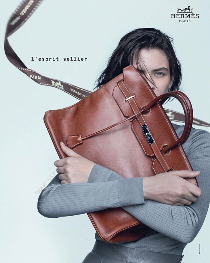Hermès Fall Winter 2020.21 campaign