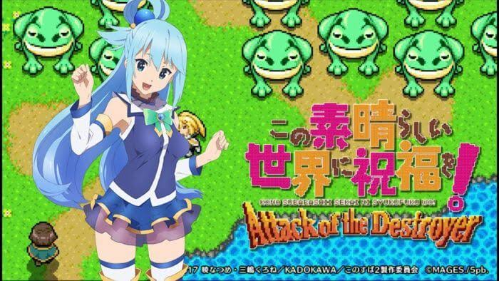 Konosuba: Attack of the Destroyer (English Patched) Screenshot 2