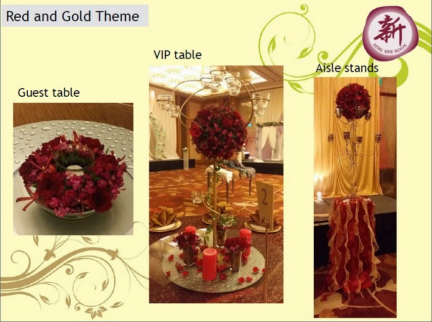 Maddy Madeline Marina Bay Sands Wedding Themes For 2014