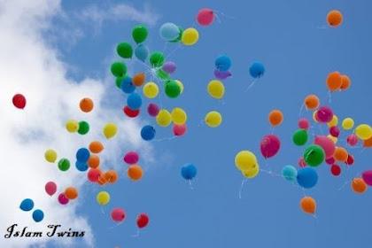 3 Bahaya Melepaskan Balon Gas ke Udara, Kamu Harus Tau!!