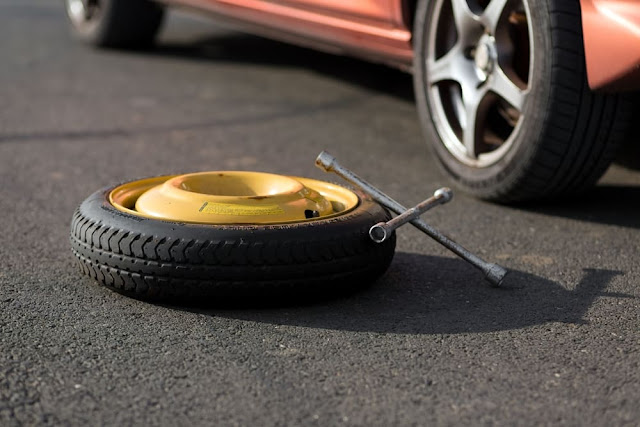 How long can you drive on a spare tire ?