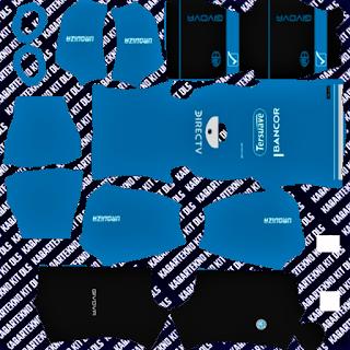 cordoba Superliga Argentina DLS Kit 22