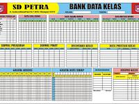 Download Desain Bank Data Kelas Terbaru Format CDR