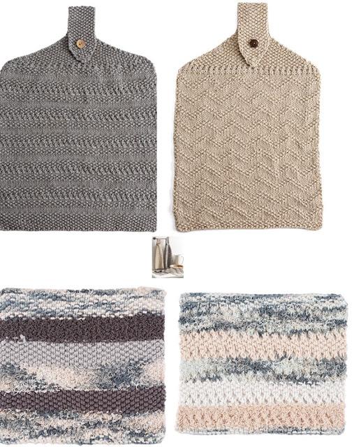 Kitchen Set Knitting pattern