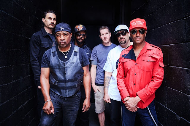 Download, Madrid, 2017, Festival, Prophets of Rage