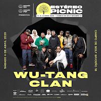 Concierto de de WU-TANG CLAN en Colombia