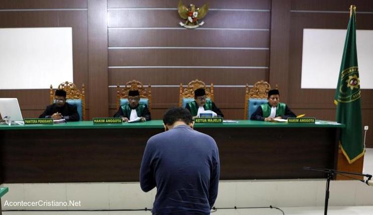 Cristiano en corte islámica