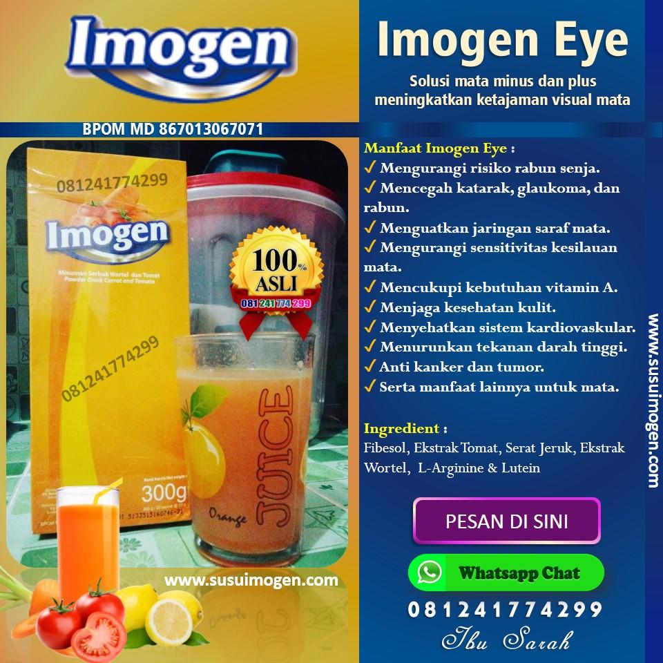 Imogen Eye