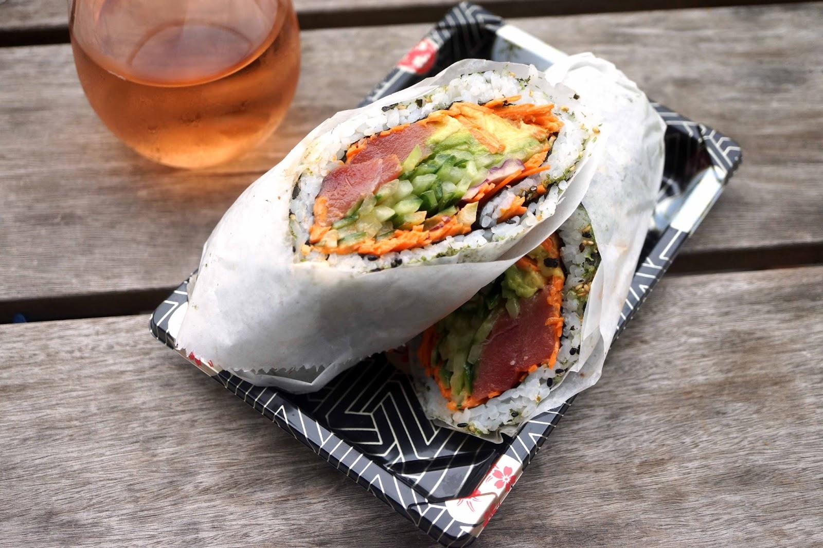 Whole Food Market Sushi Grade Tuna